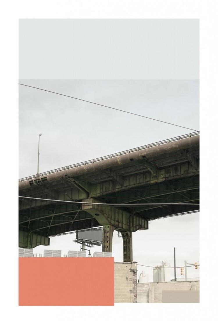 'Highway', 2016, ett konstverk av Balder Olrik