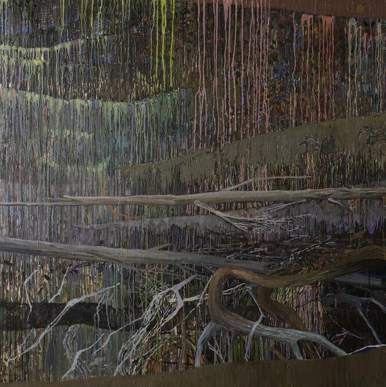 'Root System', 2017, ett konstverk av Sofie Josefsson