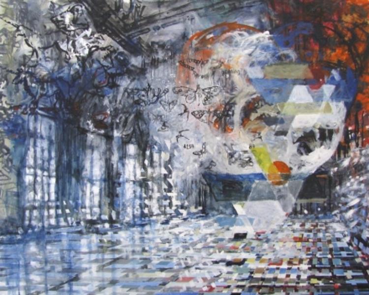 'Creative Contradiction', 2017, ett konstverk av Anders Moseholm