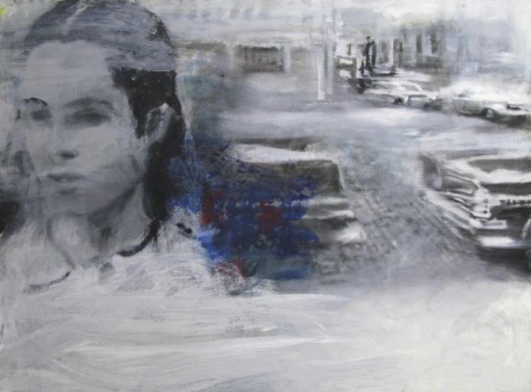 'It was Here', 2017, ett konstverk av Anders Moseholm