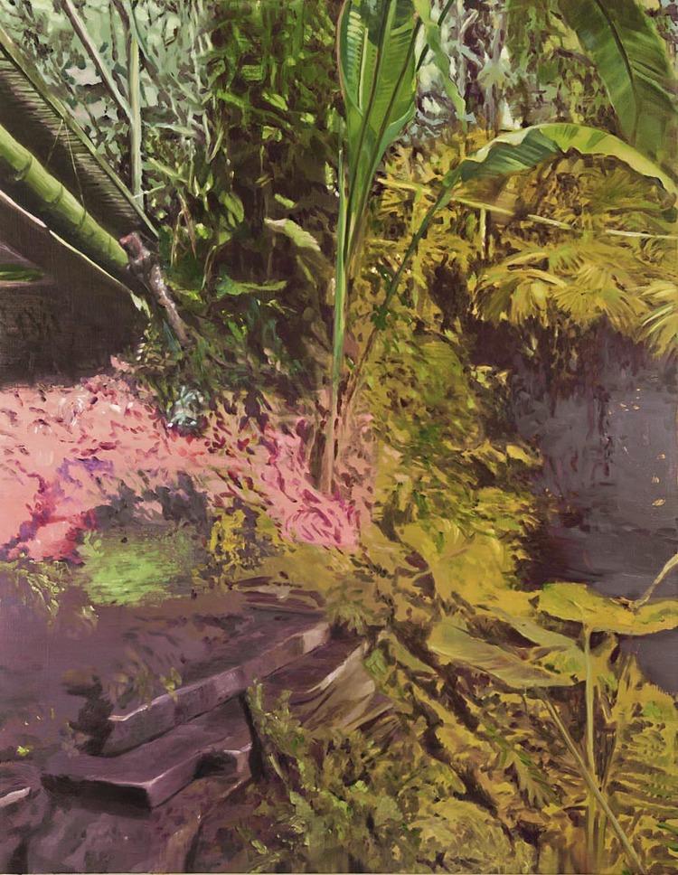 'Hortus', ett konstverk av Tom Bogaard