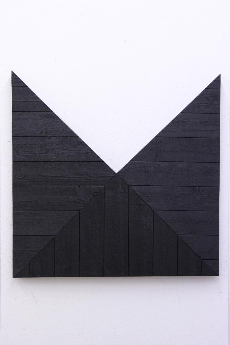 'Mitt', 2017, ett konstverk av Klas Hällerstrand