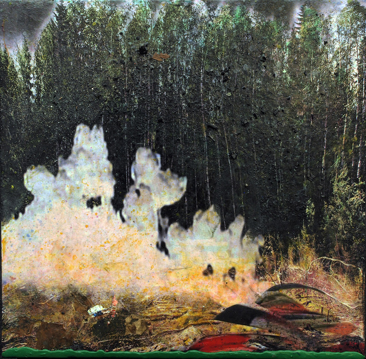 'Ovanan Bär', 2017, ett konstverk av Max Book