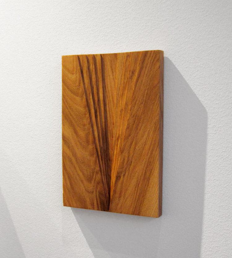 'Jämnmod', 2017, ett konstverk av Klas Hällerstrand