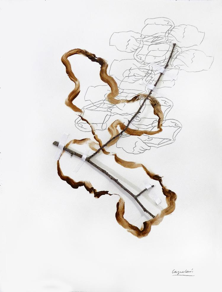 'Analoga index', 2017, ett konstverk av Carlos Capelán