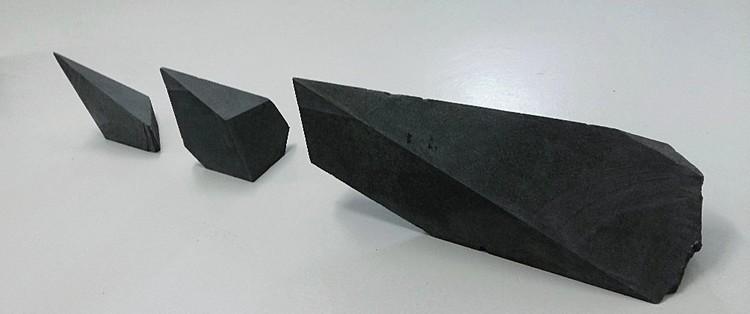 'Triad', 2018, ett konstverk av Marja Sikström
