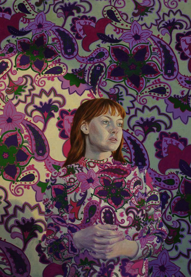 'The Chameleon III', 2017, ett konstverk av Emma Åvall