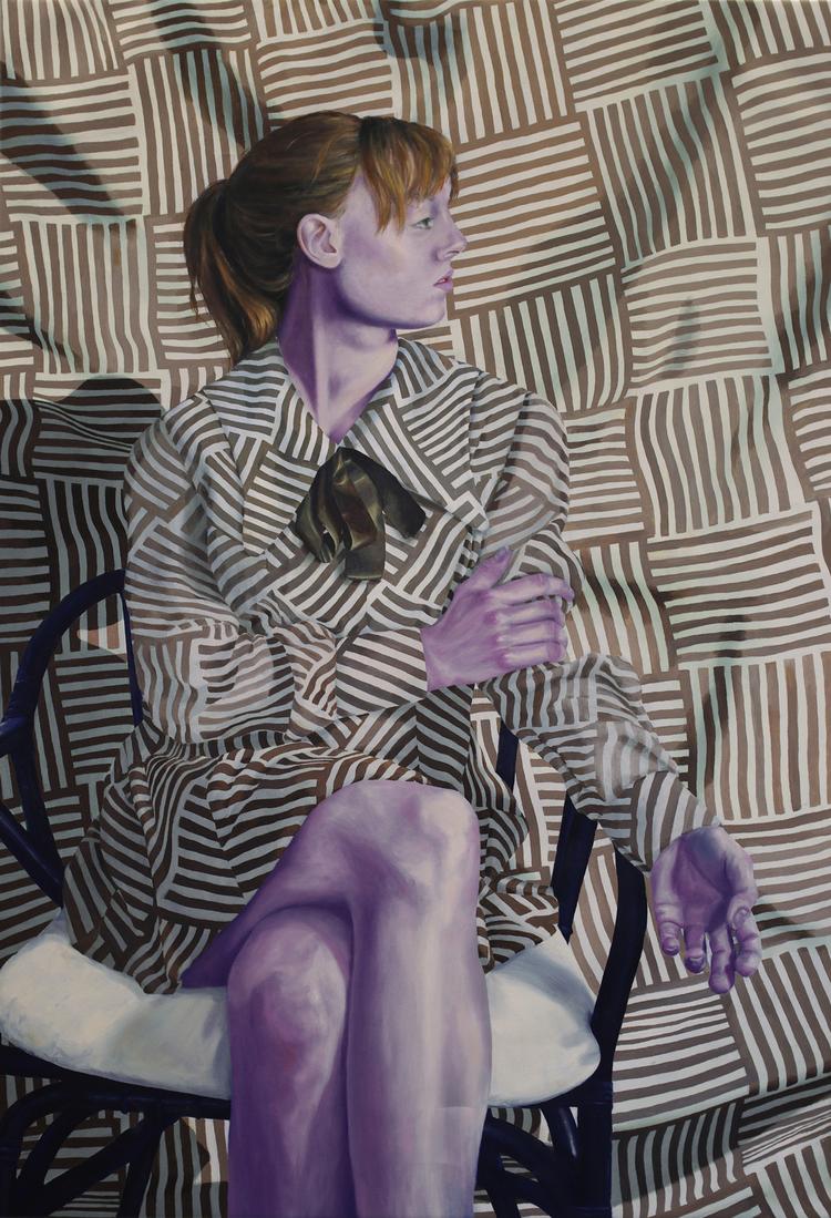 'The Chameleon II', 2017, ett konstverk av Emma Åvall