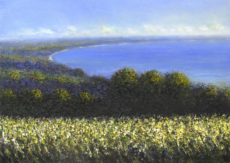 'The View From Killeberg', 2015, ett konstverk av John Stockwell