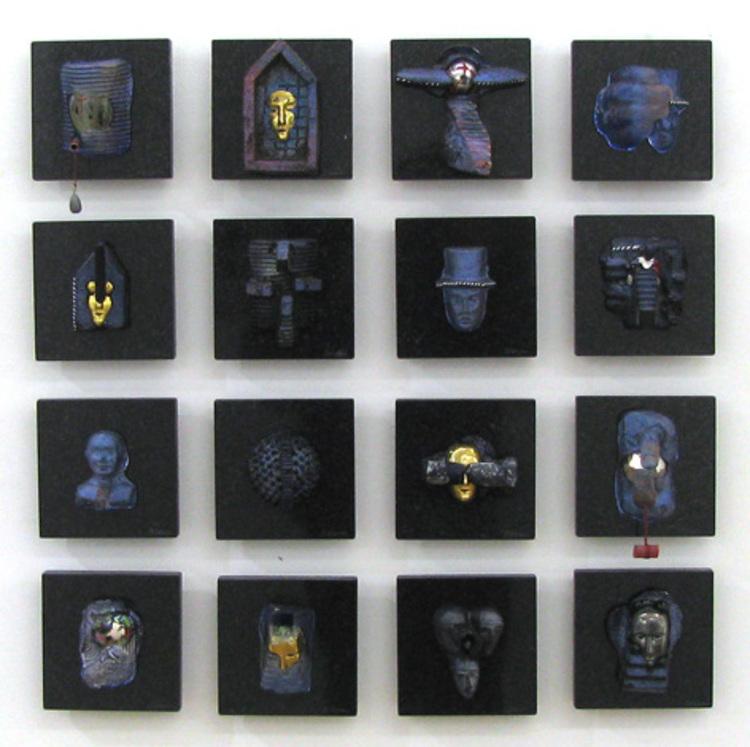 'Edition Leger', 2018, ett konstverk av Bertil Vallien