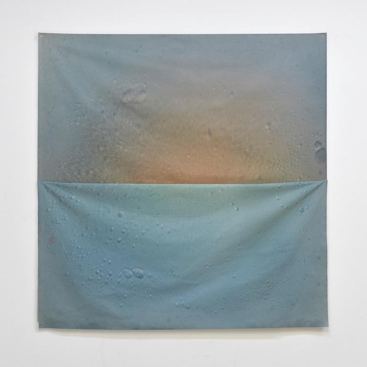 'Fold #3', 2018, ett konstverk av Charlotte Walentin