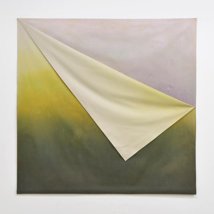 'Fold #1', 2018, ett konstverk av Charlotte Walentin