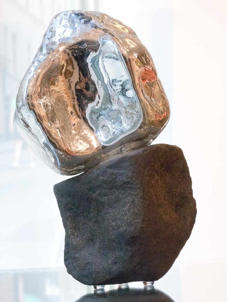'Gaze I', 2018, ett konstverk av Helen Johannessen