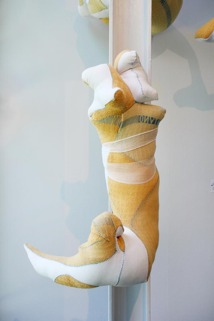 'Infant Gaze', 2017, ett konstverk av Lode Kuylenstierna