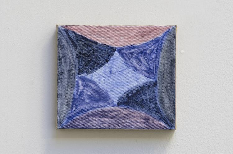 'The Nightingale', 2017, ett konstverk av Marcus Matt