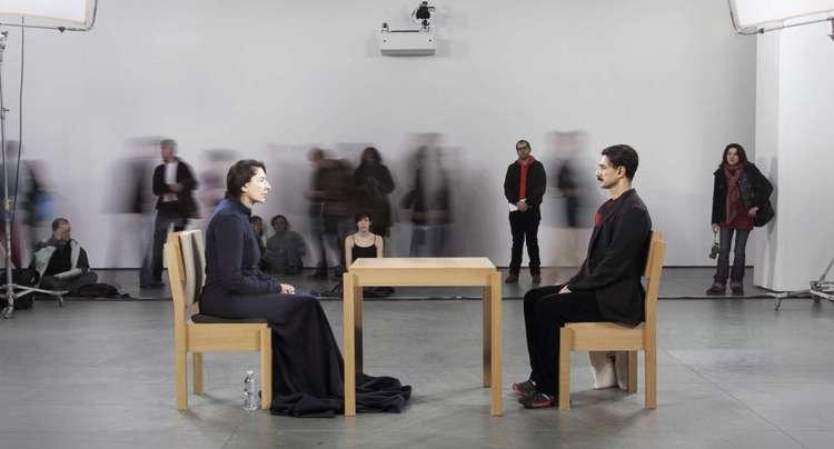 'Unknown ', 2017, ett konstverk av Marina Abramović