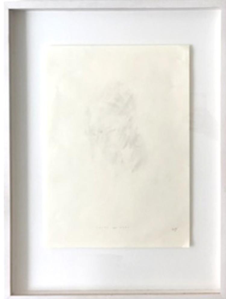 'There you were ', 2017, ett konstverk av Gustaf von Arbin