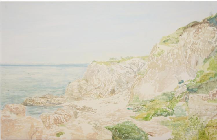 'The Cave', 2017, ett konstverk av Gustaf von Arbin