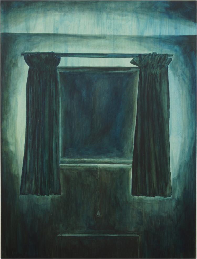 'Eclipse', 2017, ett konstverk av Gustaf von Arbin