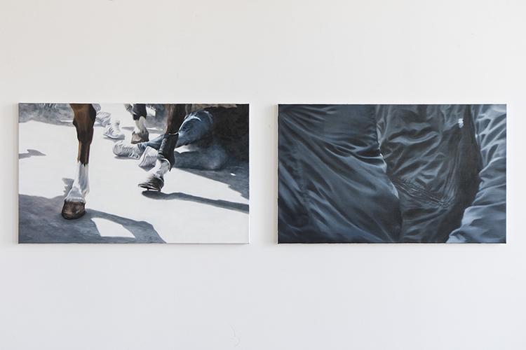 'Untitled ', 2017, ett konstverk av Ella Tillema