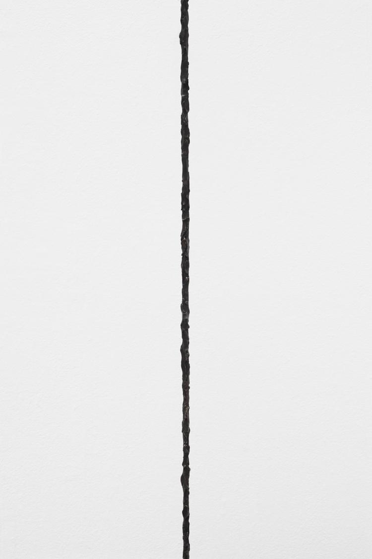 'Mätsticka ', 2015, ett konstverk av Jakob Solgren