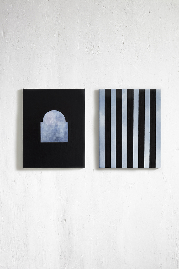 'Bina', 2019, ett konstverk av Jakob Solgren