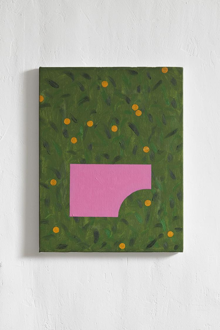 'Myrorna', 2019, ett konstverk av Jakob Solgren