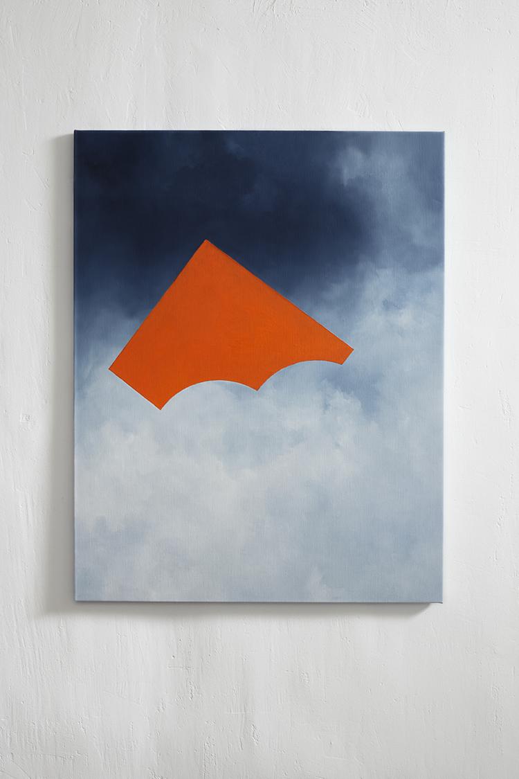 'Över Ordet', 2019, ett konstverk av Jakob Solgren