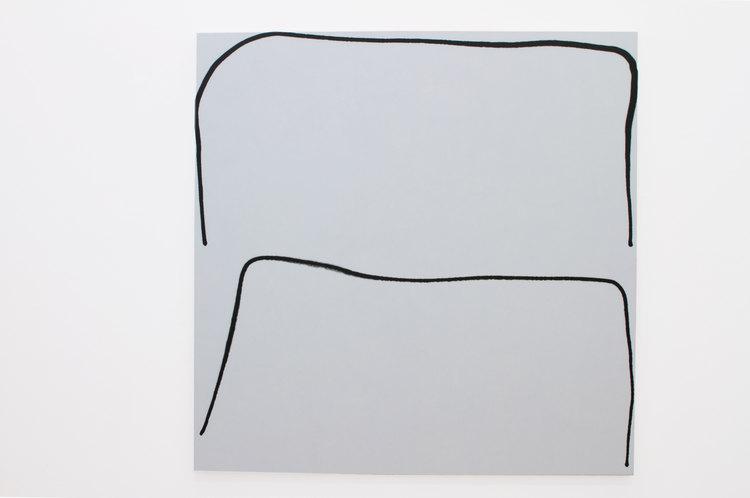 'Double Trouble', 2016, ett konstverk av Bea Marklund