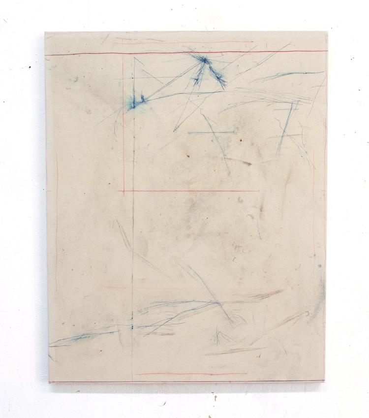 'Otitulerad(DRAWING)', 2018, ett konstverk av Anton Josephson