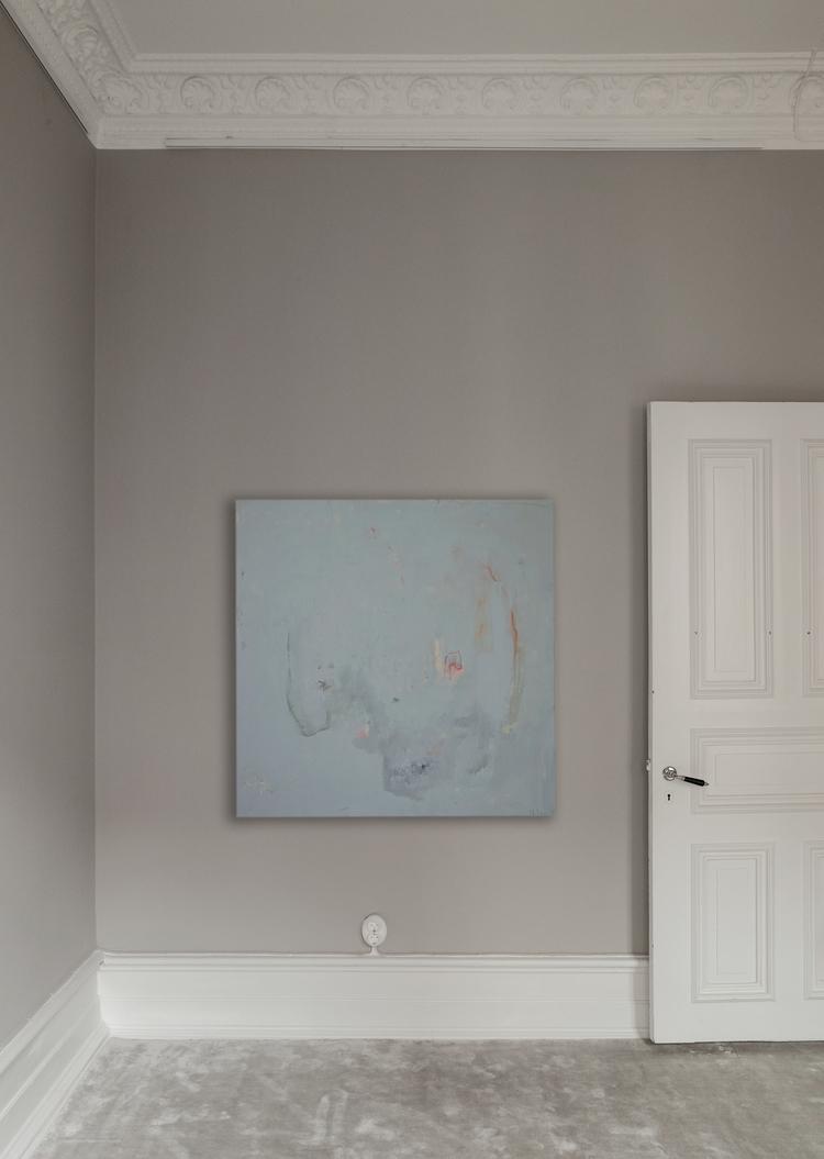 'REMINISCENT 4', 2019, ett konstverk av Maria Leinonen