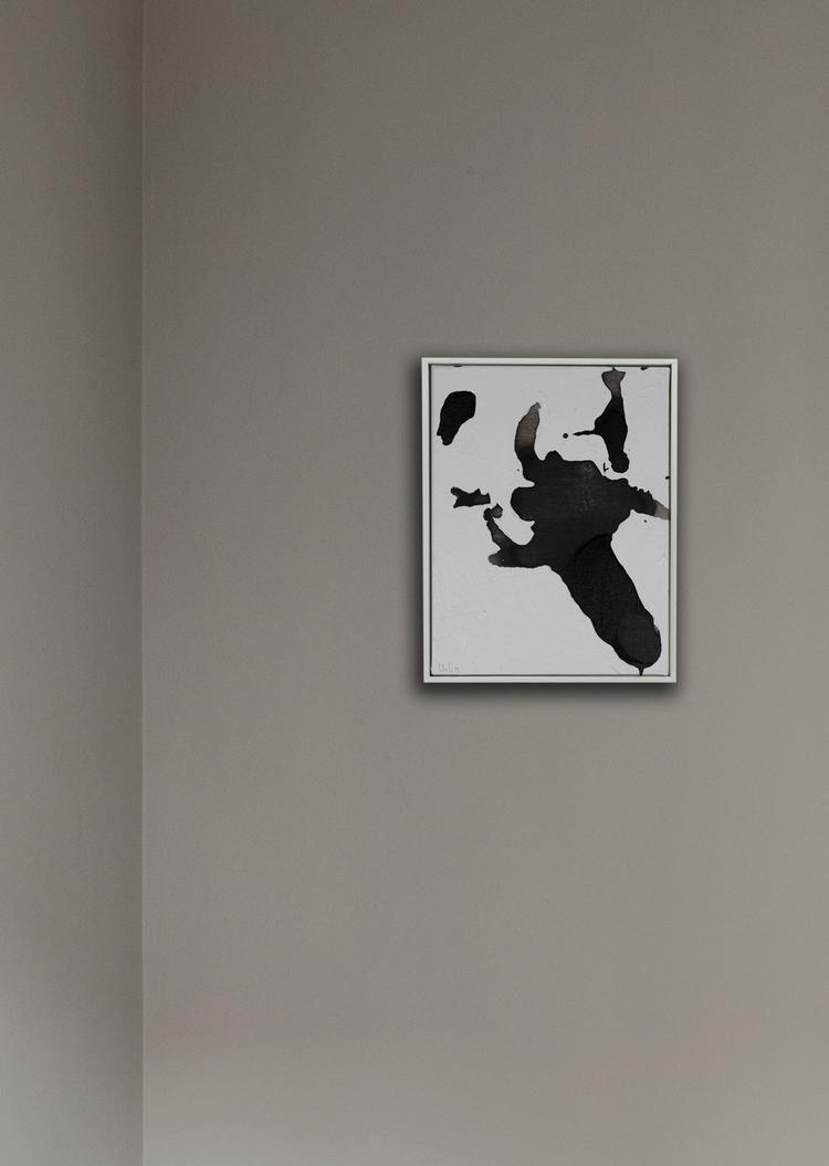 'D.P.', 2019, ett konstverk av Maria Leinonen