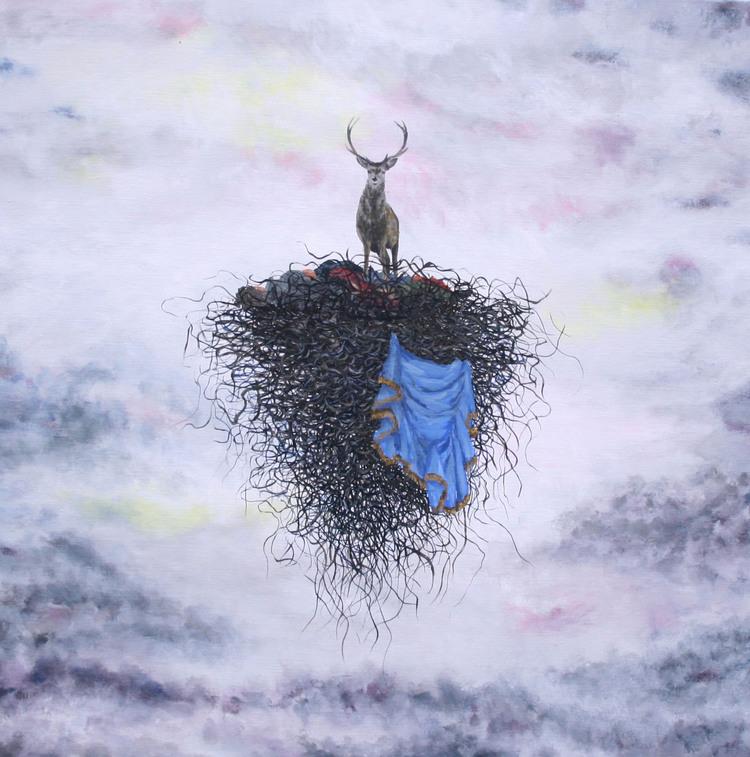 'Seger', 2017, ett konstverk av Clara Lundgren