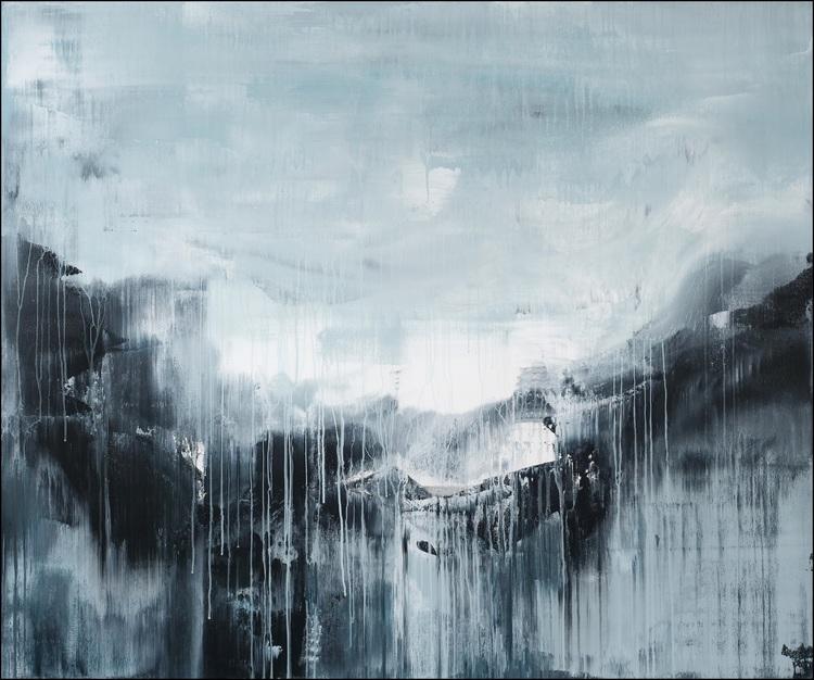 'Abstract no.n1903', 2019, ett konstverk av Tomas Hammar