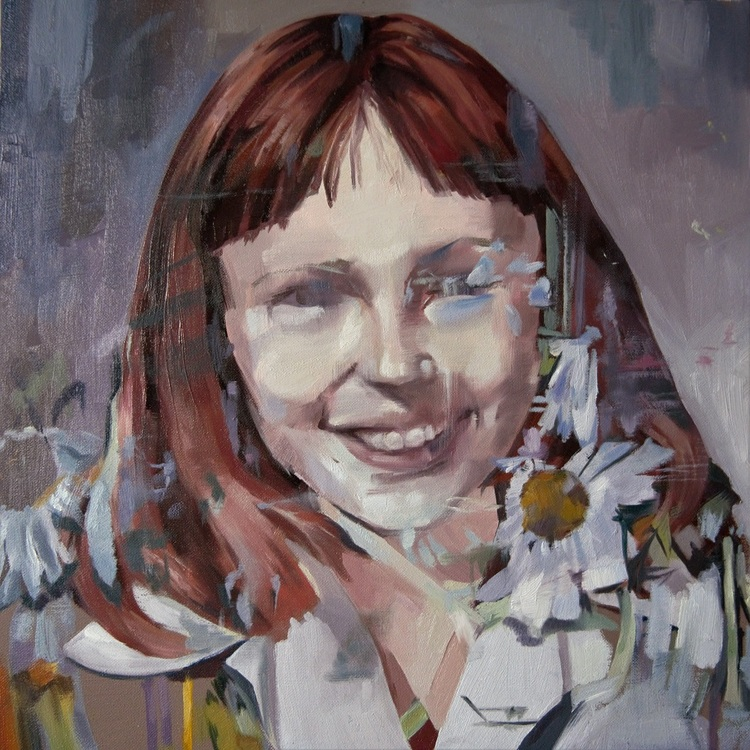 'THRIVE I', 2017, ett konstverk av Alice Herbst