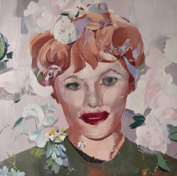 'THRIVE II', 2017, ett konstverk av Alice Herbst