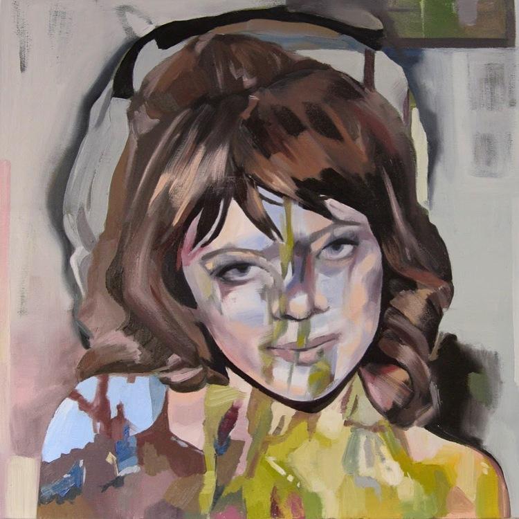 'Aura 1', 2017, ett konstverk av Alice Herbst