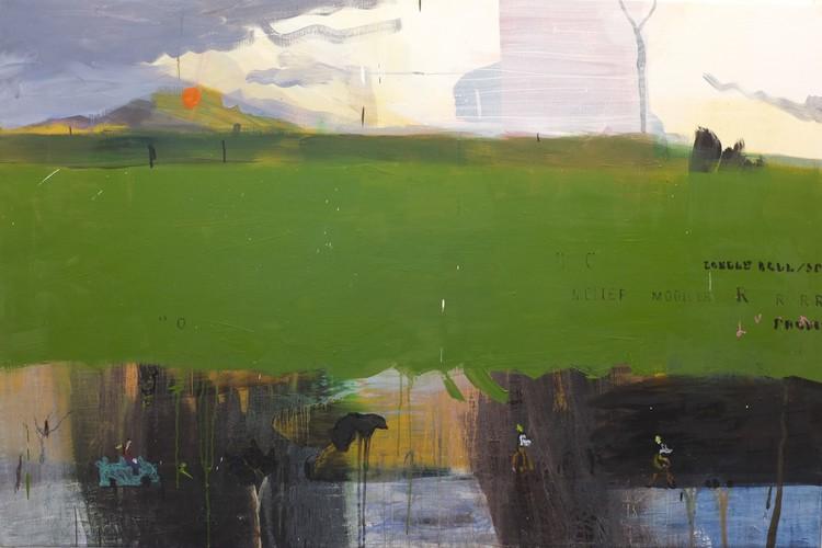 'Överlevnads  kurs', 2017, ett konstverk av Märta König