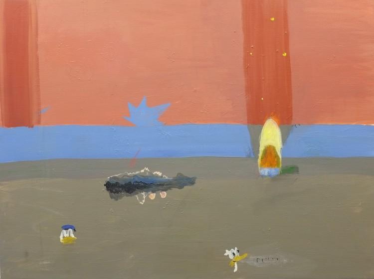 'Oförklarliga fenomen', 2018, ett konstverk av Märta König