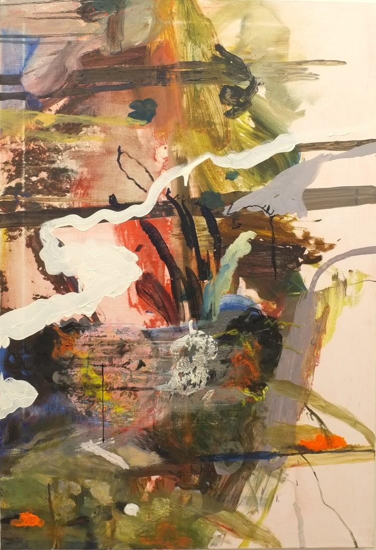 'Landskap', 2019, ett konstverk av Märta König