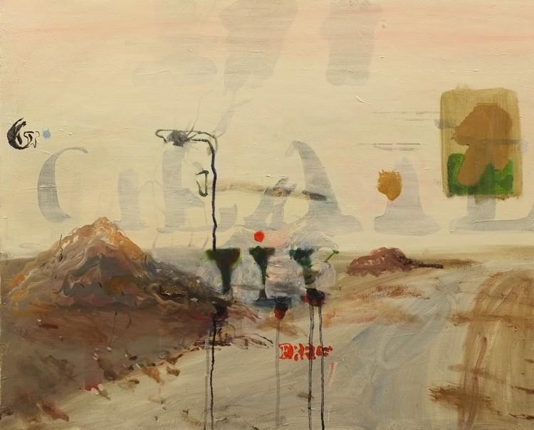 'Vi är på väg hem', 2019, ett konstverk av Märta König