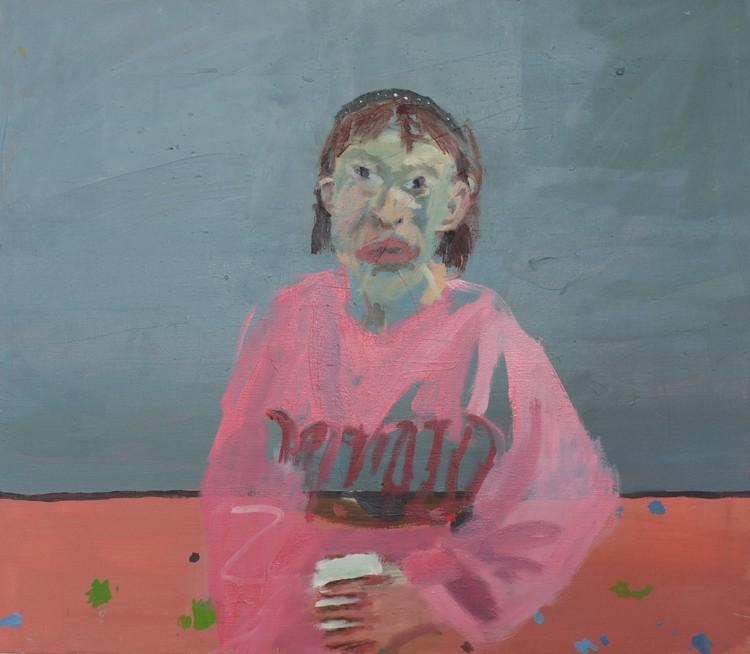 'Lena', 2008, ett konstverk av Märta König