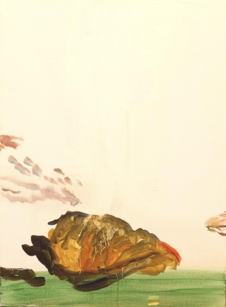 'Tillstånd ', 2020, ett konstverk av Märta König