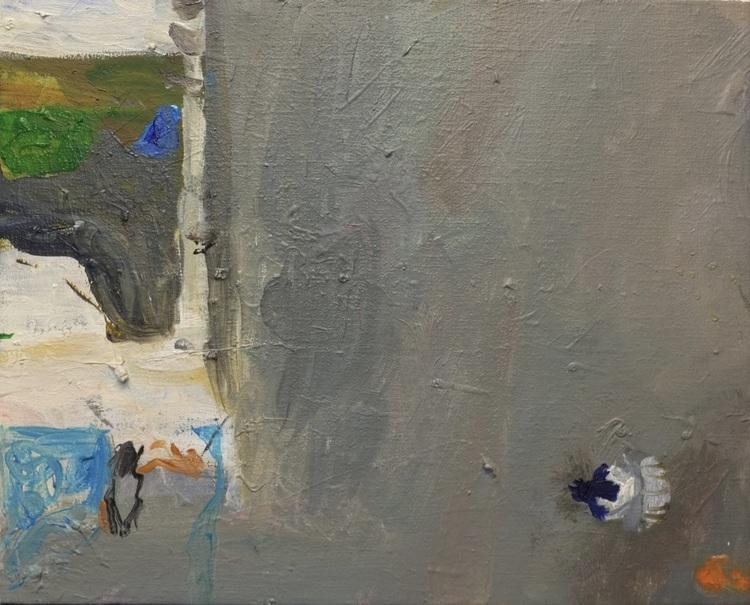 'Golv', 2020, ett konstverk av Märta König