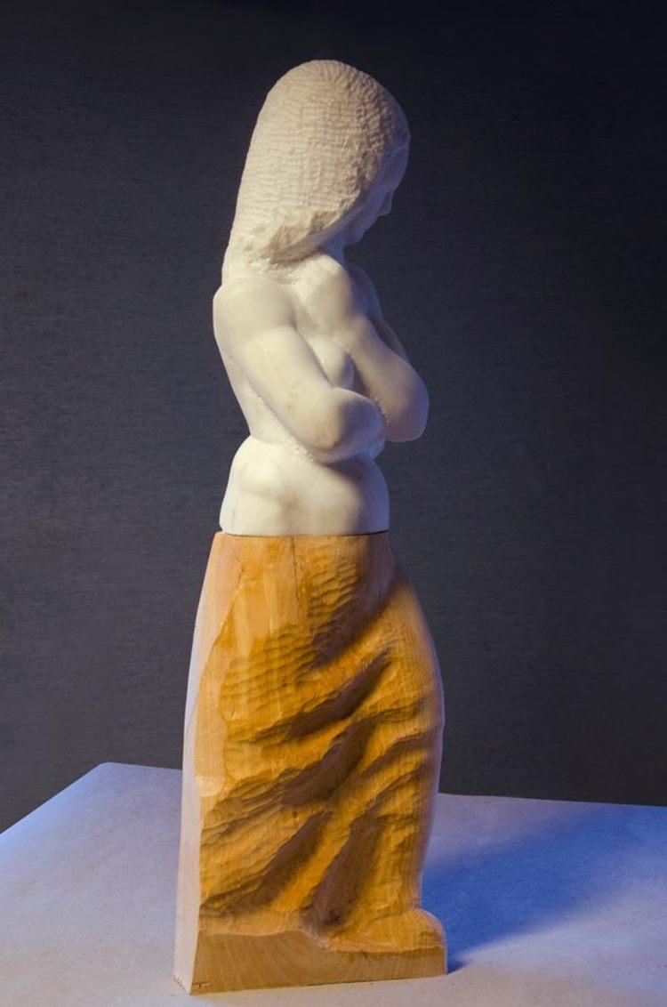 'Chosen', 2017, ett konstverk av Nicolai Alfvén Nickson