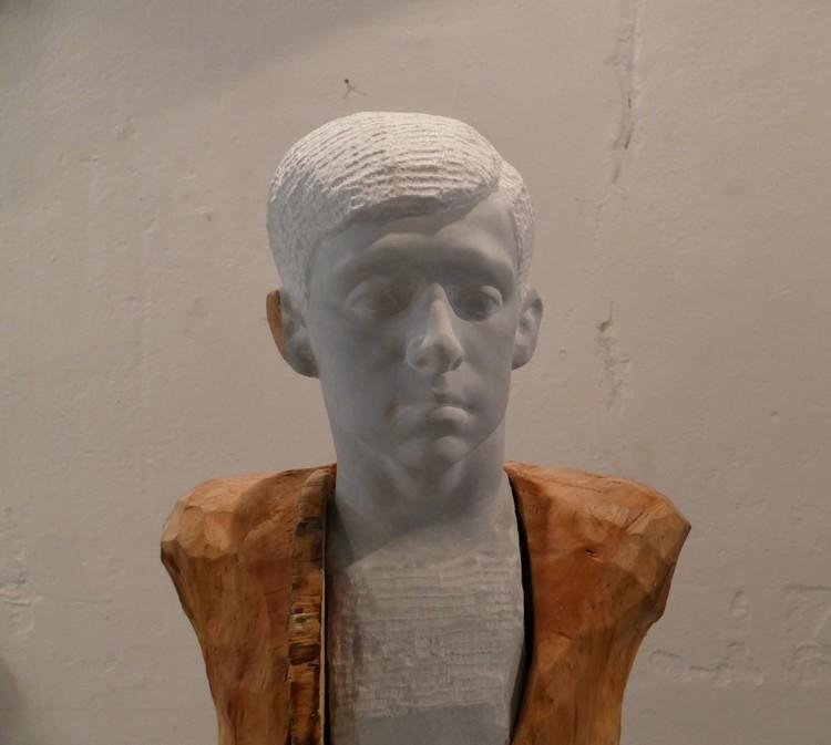'Seeker', 2019, ett konstverk av Nicolai Alfvén Nickson
