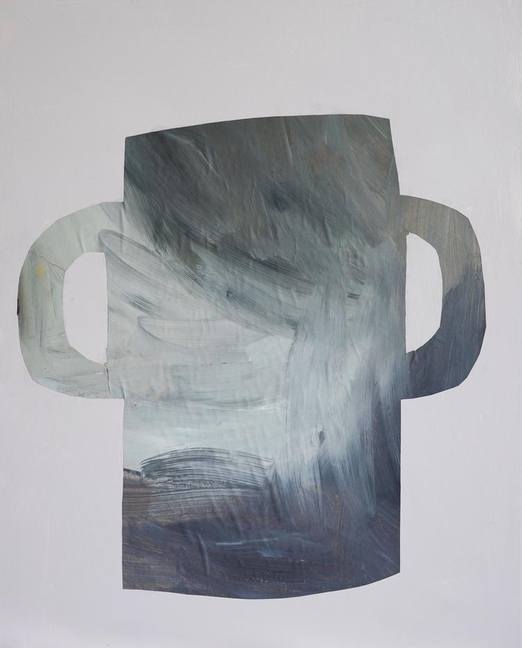 'Green', 2018, ett konstverk av Emilia Ilke