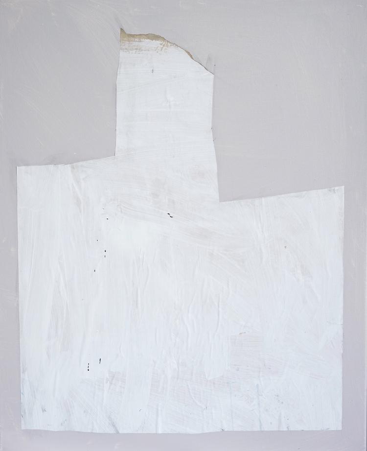 'White', 2018, ett konstverk av Emilia Ilke
