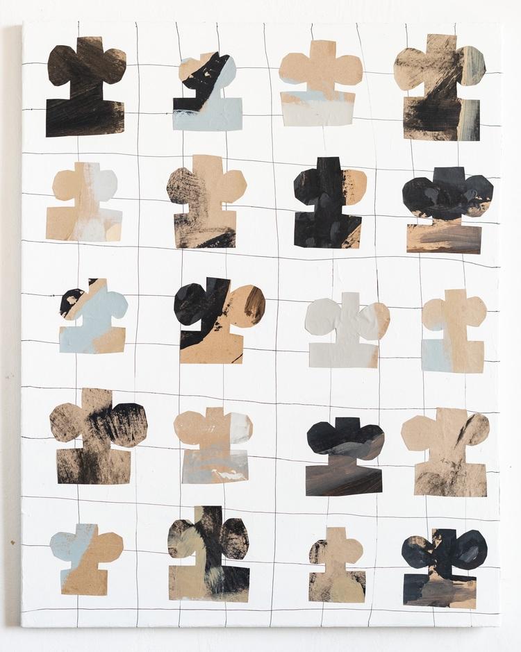 'Replications', 2019, ett konstverk av Emilia Ilke