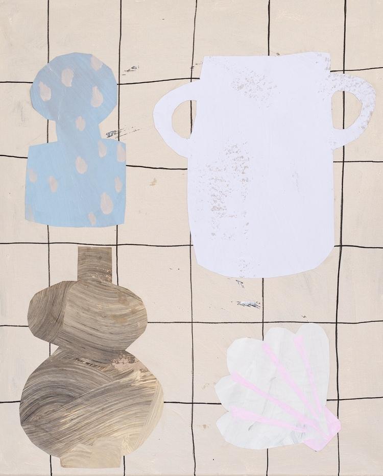 'Latte', 2019, ett konstverk av Emilia Ilke